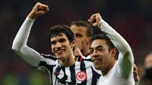Jesus Vallejo Eintracht Frankfurt