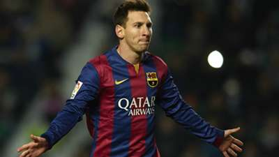 Lionel Messi Elche Barcelona Liga BBVA