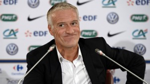 Didier Deschamps French Coach 02102014