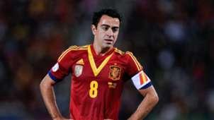 Xavi Spain Mundial