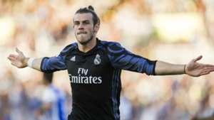 Gareth Bale Real Sociedad Real Madrid LaLiga 21082016