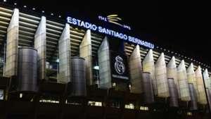 Santiago Bernabeu Stadium Real Madrid Liverpool UEFA Champions League 11042014