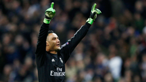Keylor Navas, Real Madrid goalkeeper
