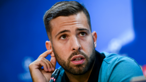 Jordi Alba Press conference 12092016