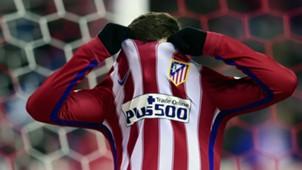 Antoine Griezmann Atletico de Madrid Deportivo de la Coruna Liga BBVA 12032016
