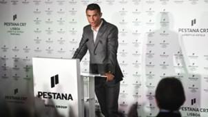Cristiano Ronaldo Hotel Lisboa