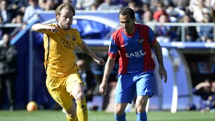 Ivan Rakitic Verza Levante Barcelona Liga BBVA 07022016