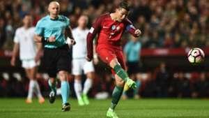 Cristiano Ronaldo Portugal Hungary WC Qualifier