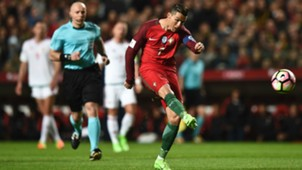 Cristiano Ronaldo Portugal Hungary WC Qualifier