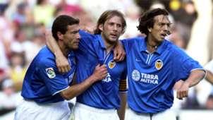 Kily González, Mendieta, Zahovic Valencia 2000