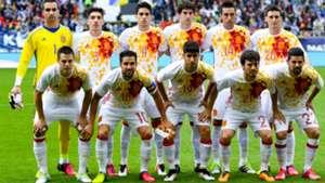 Spain Bosnia International Friendly