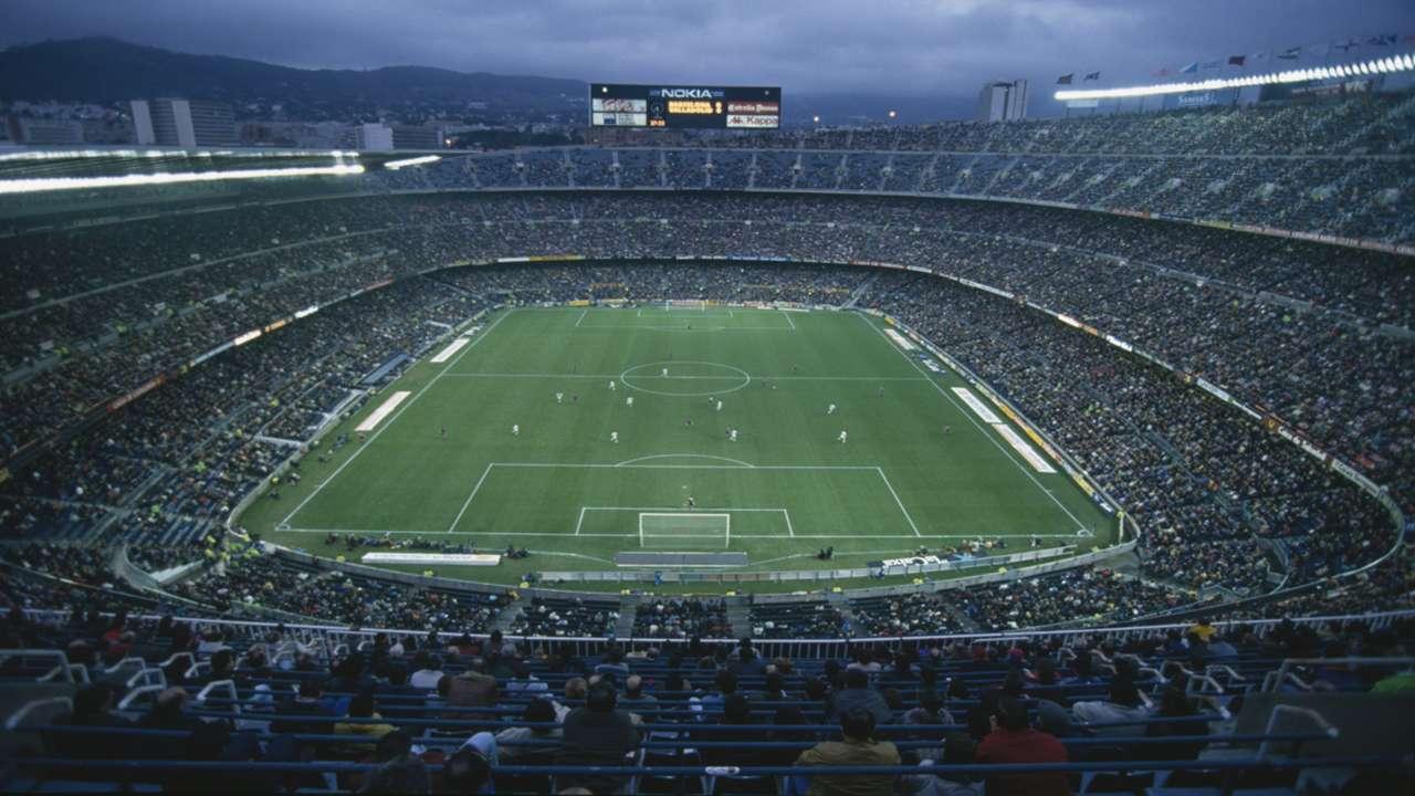 Camp Nou 1995