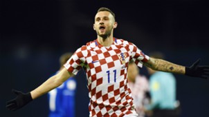 Brozovic Croatia Island 2018 World Cup qualifying