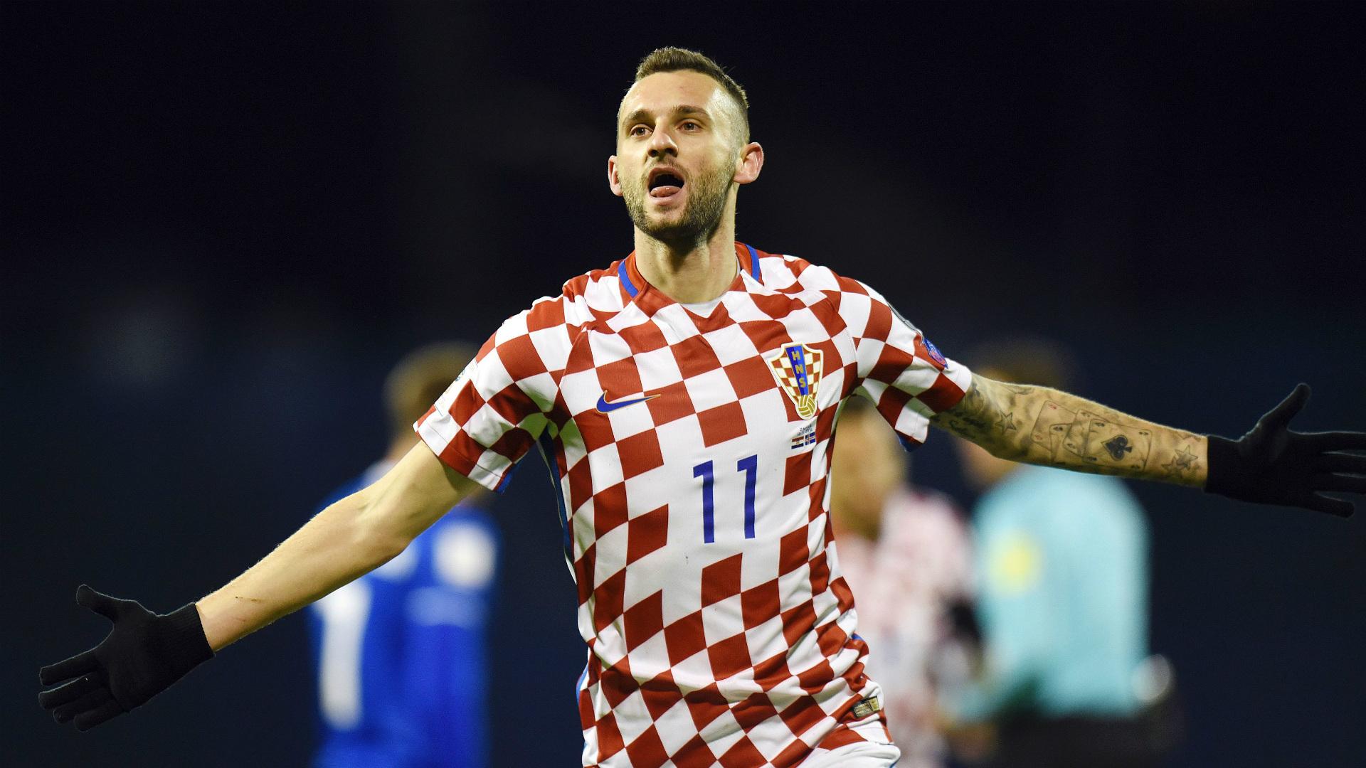Brozovic Croatia Island 2018 World Cup qualifying
