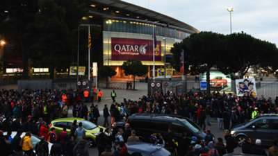 Barcelona Real Madrid La Liga Camp Nou 22032015
