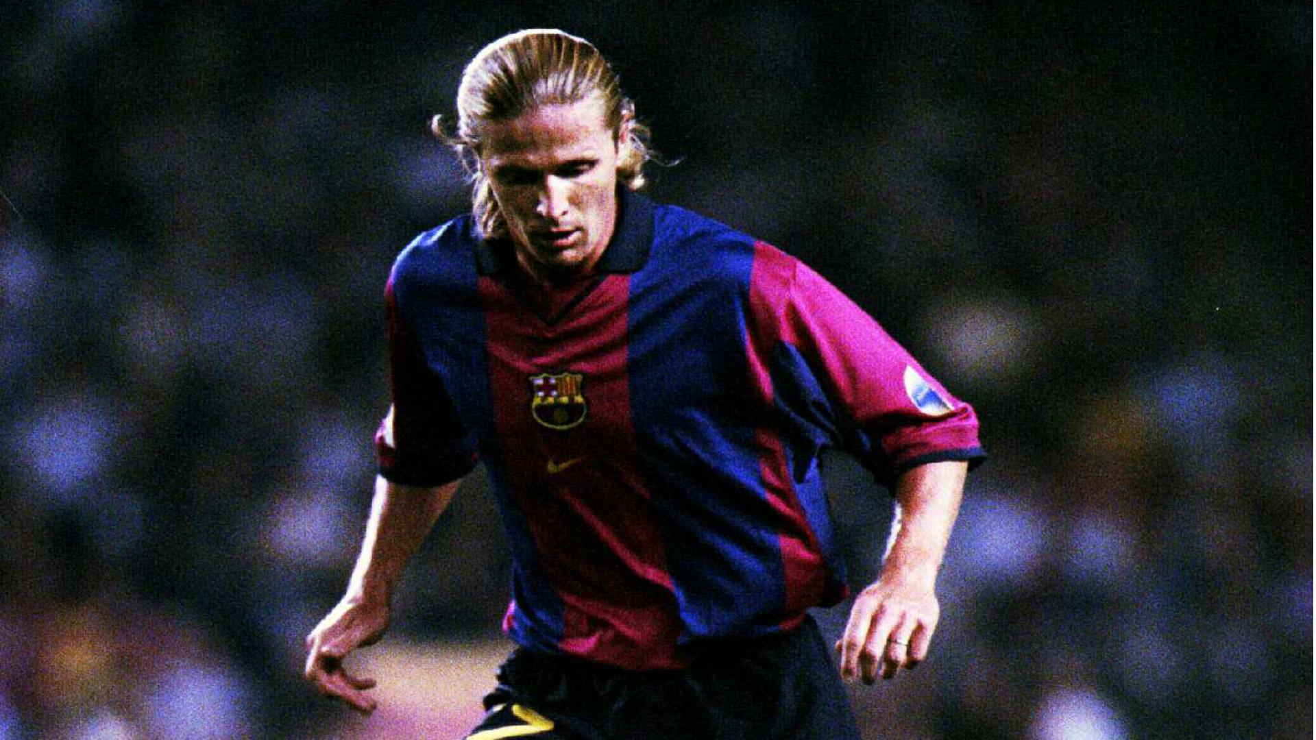 Petit ex Barcelona player