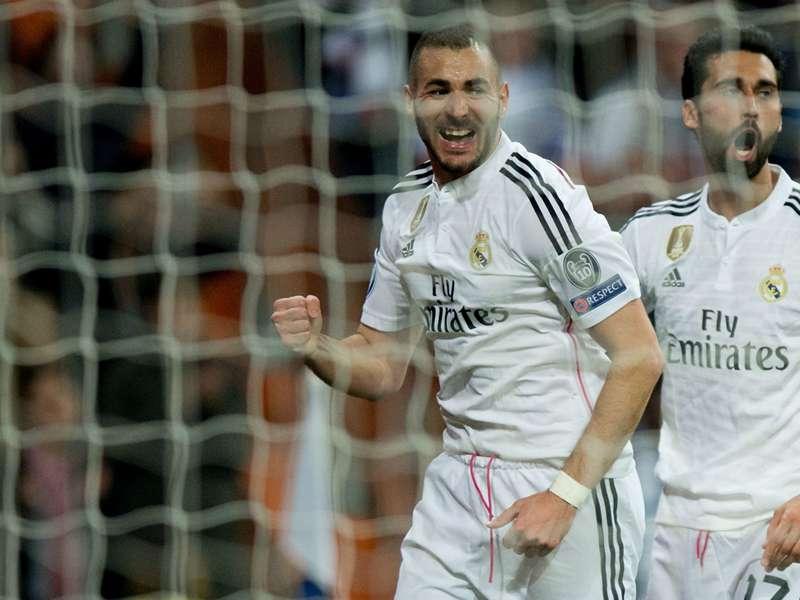 """""""Foi um jogo difícil"""", analisa Benzema sobre derrota do Real Madrid"""