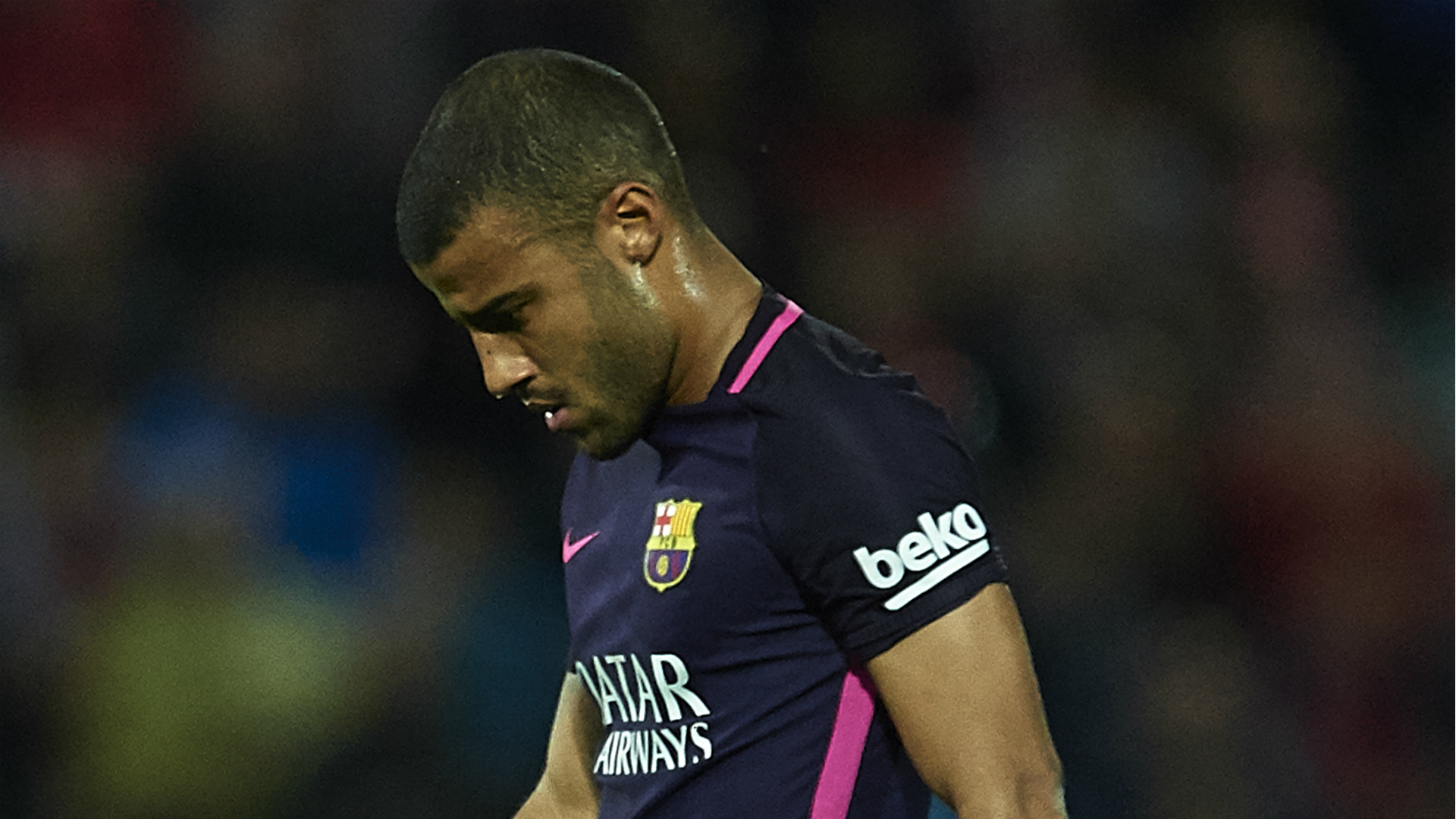 Rafinha Granada Barcelona La Liga