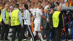 Pepe Real Madrid Barcelona Champions League 2011