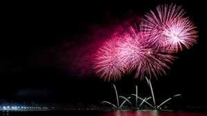 New Year Rio Janeiro