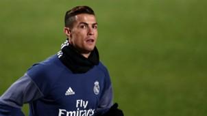Real Madrid FCWC Cristiano Ronaldo