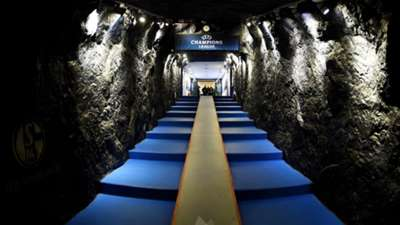 Schalke 04 UEFA Champions League