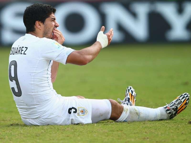 Punição de Suárez pode ser reduzida pelo Tribunal Arbitral do Esporte
