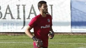 Andre Moreira Atletico Madrid training