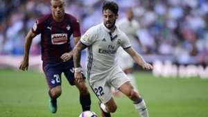 Isco Pedro Leon Real Madrid Eibar 02102016