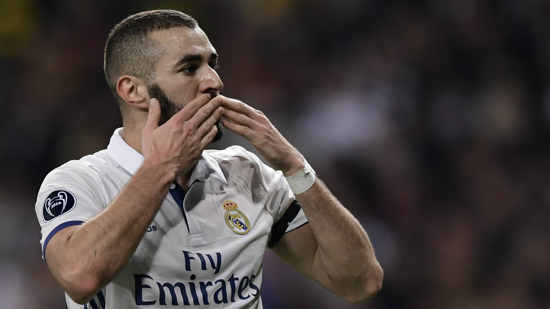 Karim Benzema Real Madrid Borussia Dortmund Champions League