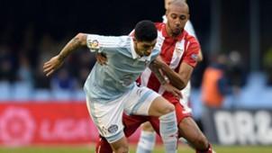 Pablo Hernandez Steven Nzonzi Celta Sevilla 07022016