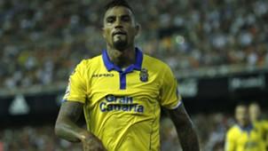 Kevin Prince Boateng Valencia Las Palmas LaLiga