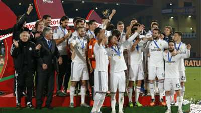 Real Madrid World Cup Club Champion
