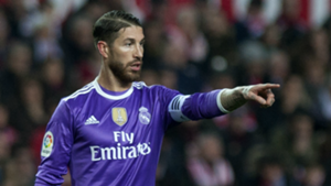 Sergio Ramos Sevilla Real Madrid La Liga