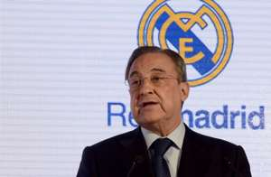 Florentino Pérez, Real Madrid president