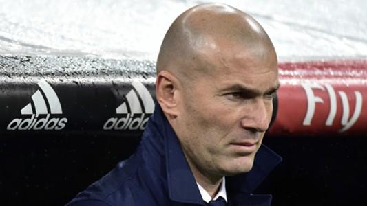 Zinedine Zidane Real Madrid Real Sociedad LaLiga 29012017