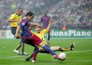Belletti Barcelona Arsenal