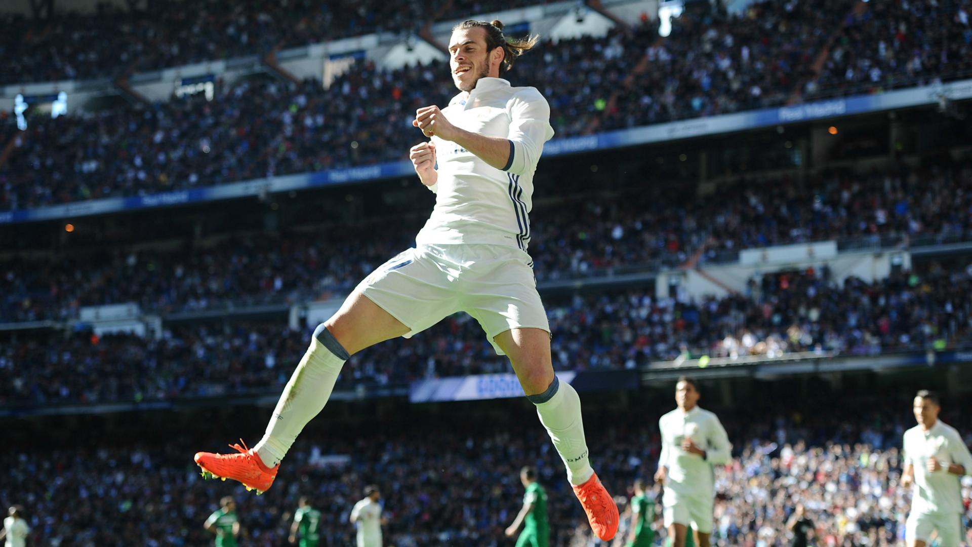 Gareth Bale Real Madrid Leganes La Liga