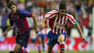 Fernando Torres Atlético Madrid Barcelona 2004