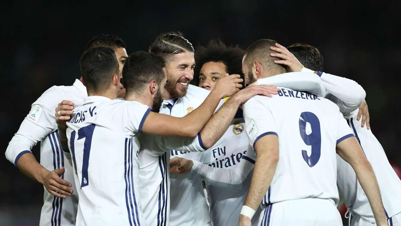 Real Madrid Kashima FIFA Club World Cup final 18122016