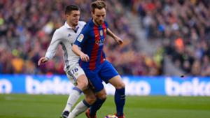 Ivan Rakitic Mateo Kovacic Barcelona Real Madrid La Liga