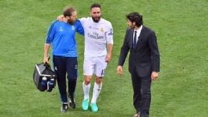 UCL FINAL REAL MADRID ATLETICO DANI CARVAJAL 28052016