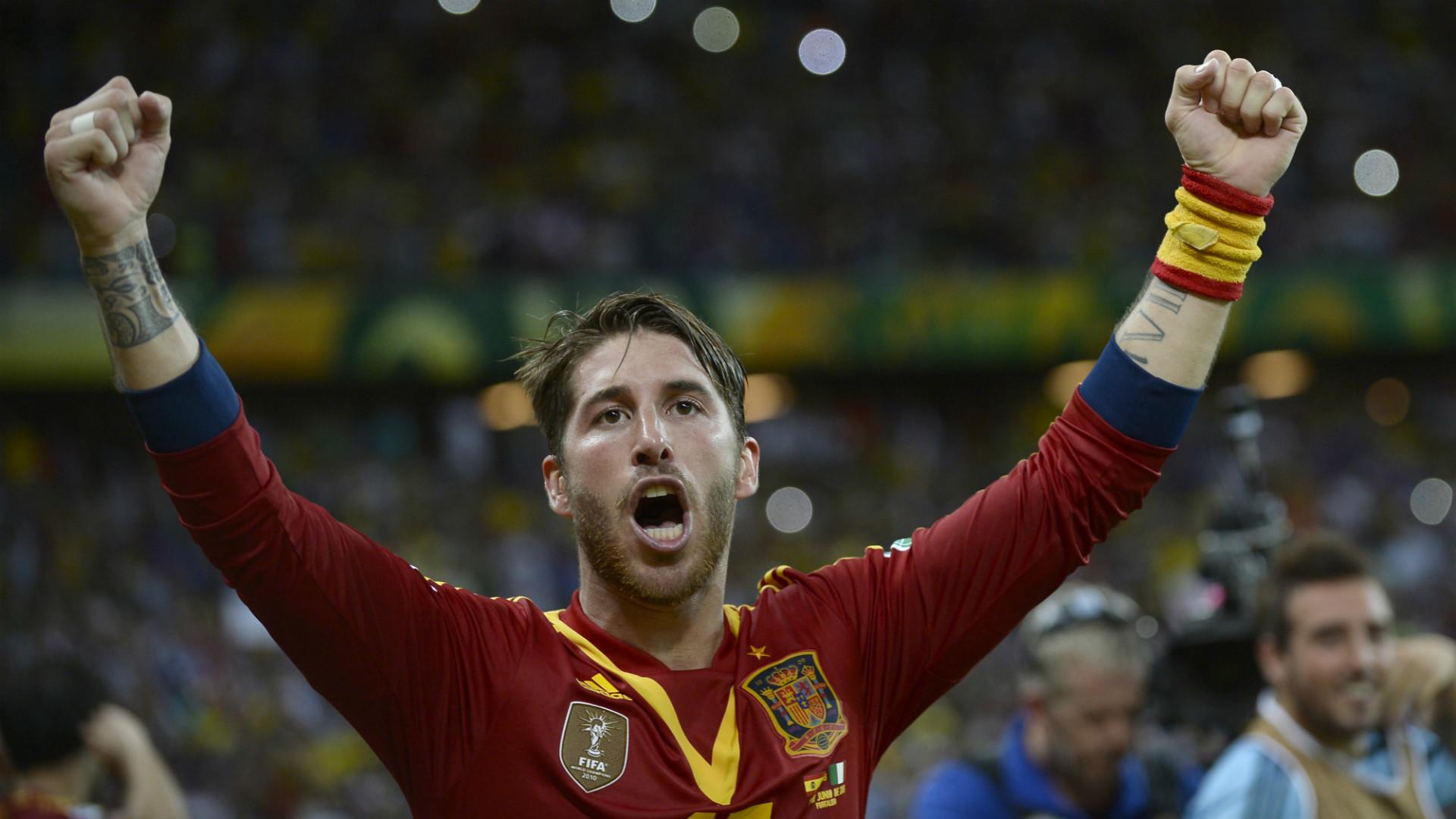 Sergio Ramos Spain 06272014