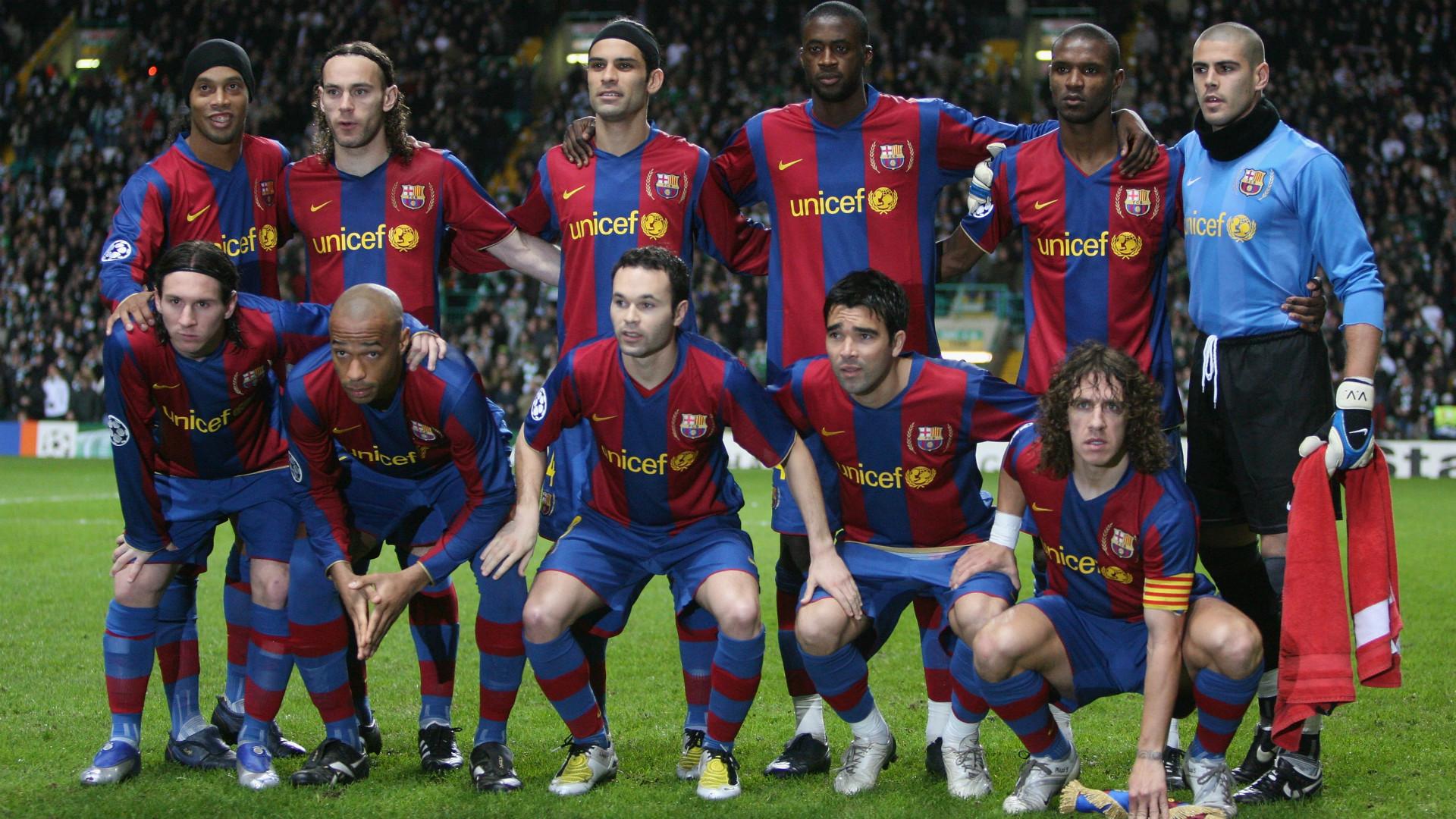 Barcelona Celtic 2008