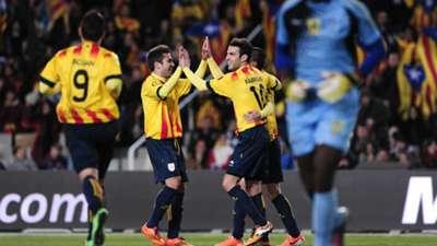 Selección catalana