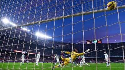 Juan Carlos Barcelona Cordoba Liga BBVA 12202014