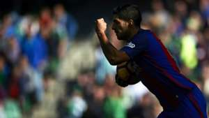 Luis Suarez Betis Barcelona LaLiga 29012017