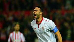 Vicente Iborra Sevilla Athletic Bilbao LaLiga 02032017
