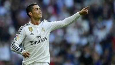 Cristiano Ronaldo Real Madrid Getafe La Liga