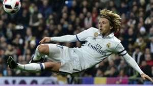 Luka Modric Real Madrid Sevilla Copa del Rey